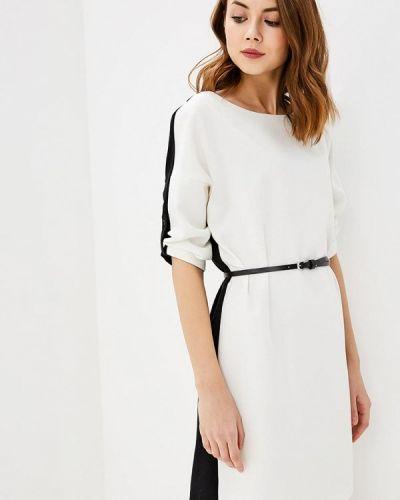 Белое платье весеннее Savage