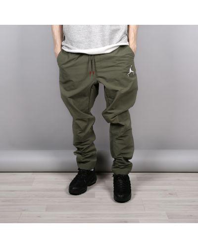 Зеленые джинсы Jordan