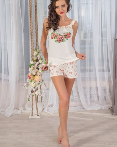 Пижама хлопковая Lena Basco
