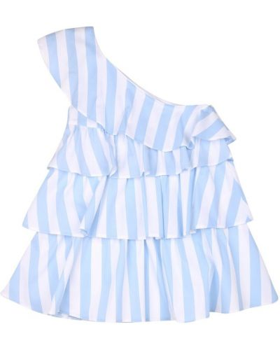 Niebieska sukienka Vicolo
