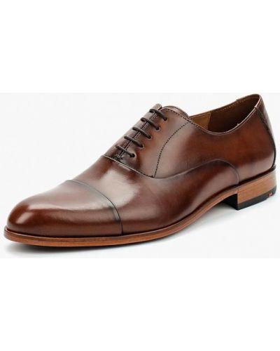 Коричневые туфли немецкие Lloyd