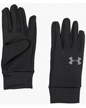 Перчатки черные Under Armour