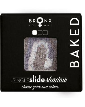 Тени для век запеченные Bronx Colors