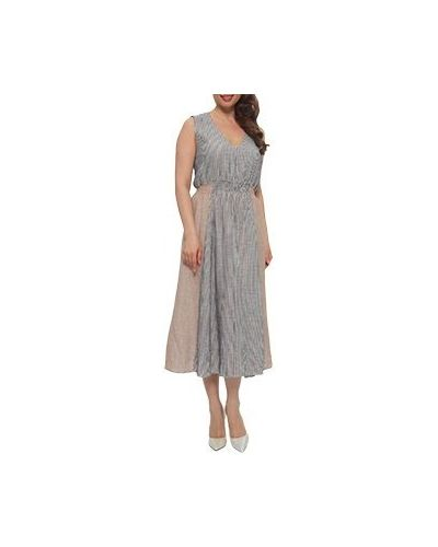 Хлопковое повседневное платье Ferrante