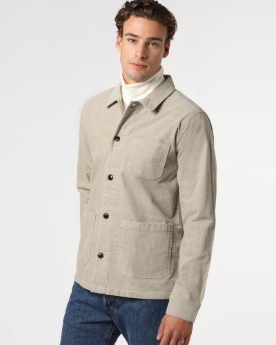 Beżowa klasyczna kurtka Lindbergh