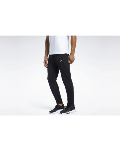 Spodnie dresowe - czarne Reebok