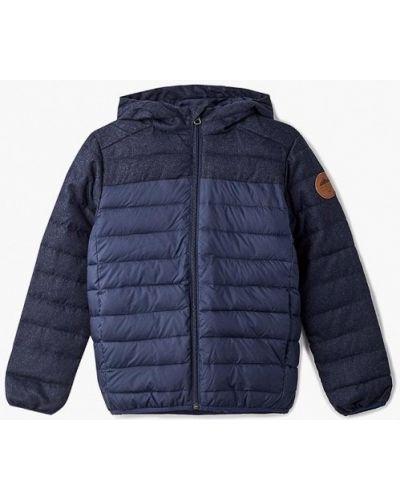 Куртка теплая синий Quiksilver