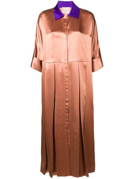 Платье мини миди классическое Roksanda