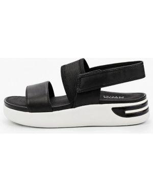 Черные сандалии Geox