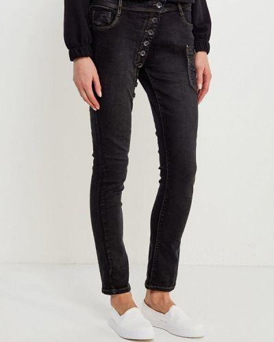 Черные джинсы Tantra