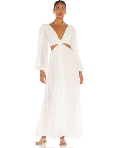 Sukienka długa - czarna Indah