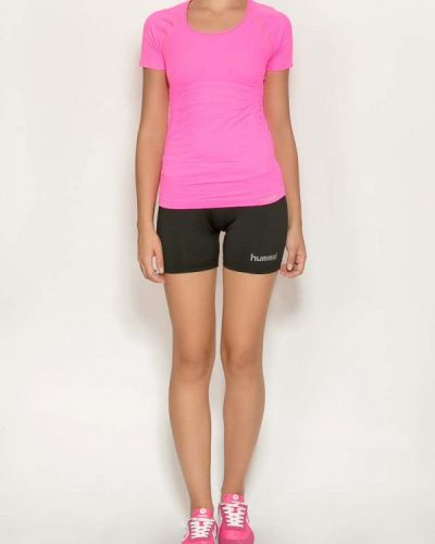 Черные спортивные шорты Hummel