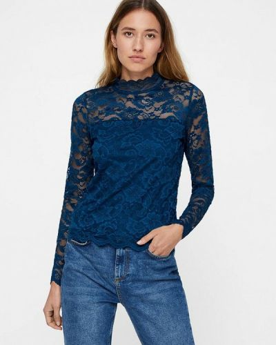 Блузка кружевная осенняя Vero Moda
