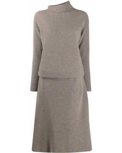 Платье макси длинное Agnona