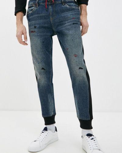 Зауженные джинсы-скинни Desigual