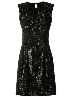 Платье мини короткое - черное À La Garçonne