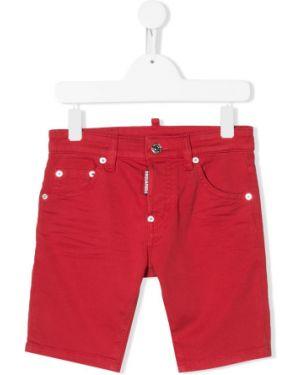 Шорты маленький джинсовые Dsquared2 Kids