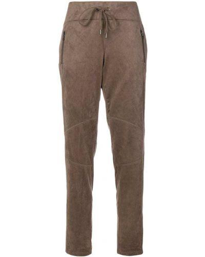 Коричневые брюки Cambio