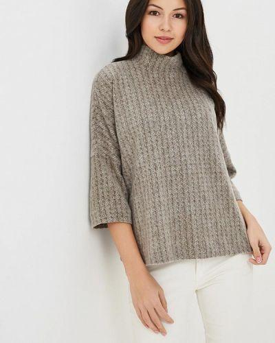Бежевый свитер весенний Ruxara