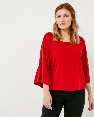 Блузка красная Fiorella Rubino