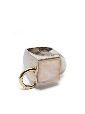 Массивное кольцо Christian Dior