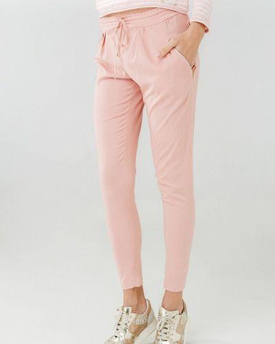 Спортивные брюки розовый весенний Ora