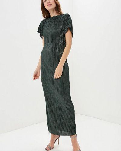 Зеленое платье макси Dorothy Perkins