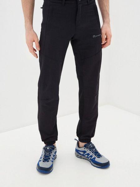 Спортивные брюки черные Outventure
