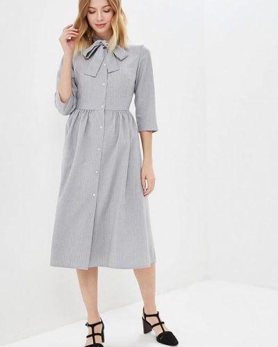 Платье - серое Tutto Bene