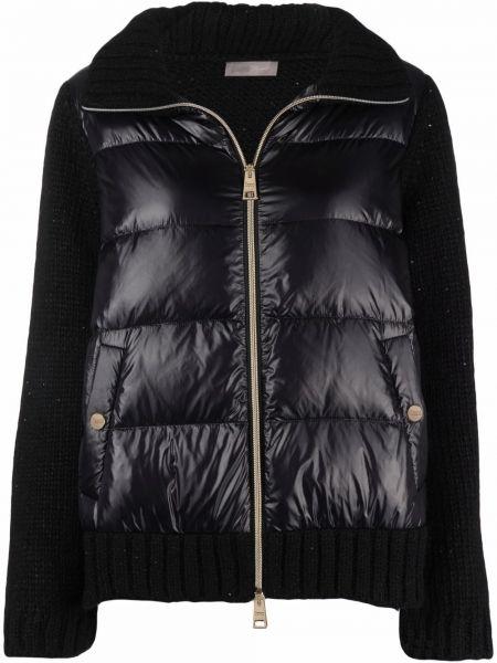 Куртка из альпаки - черная Herno