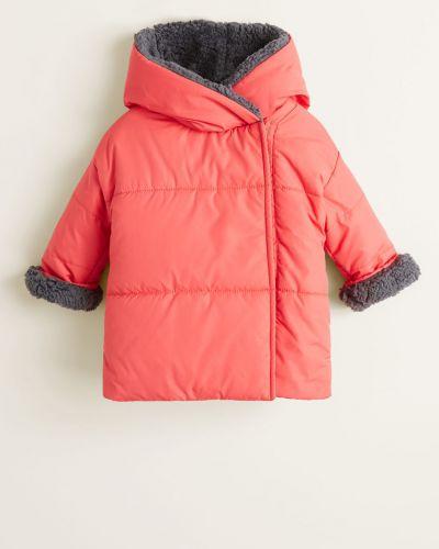 Куртка теплая с подкладкой Mango Kids