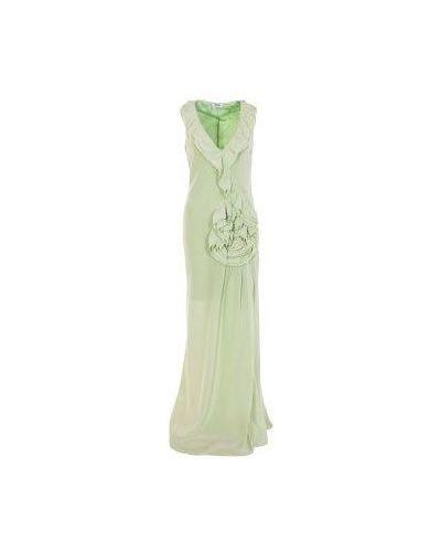 Вечернее платье - зеленое Moschino Cheapandchic