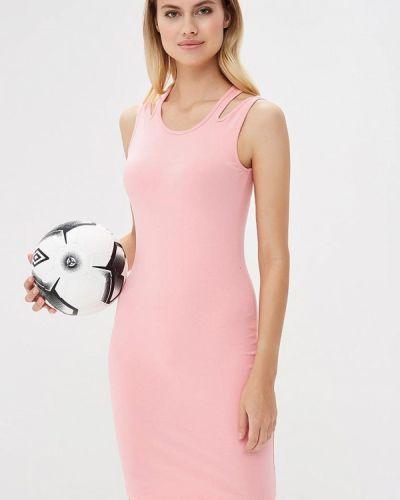 Розовое платье весеннее Ovs
