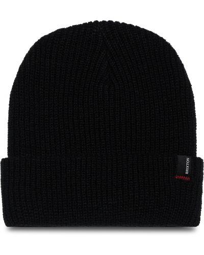 Czarna czapka z akrylu Brixton