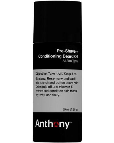 Olej do włosów skórzany Anthony