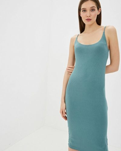 Платье бирюзовый платье-майка Befree