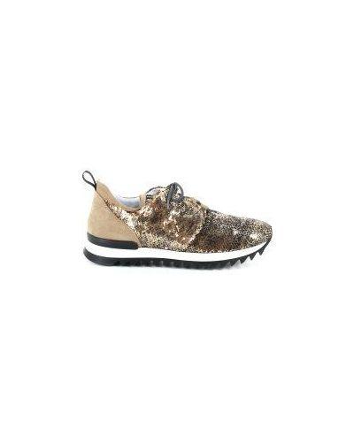 Кроссовки для бега с вышивкой Patrizia Pepe