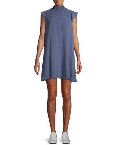 Плиссированное платье на крючках с подкладкой Bcbgeneration