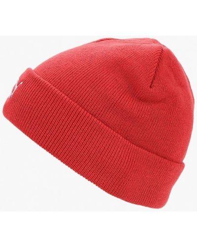 Красная шапка осенняя Puma