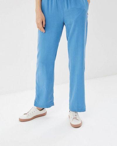 Голубые брюки прямые Akhmadullina Dreams