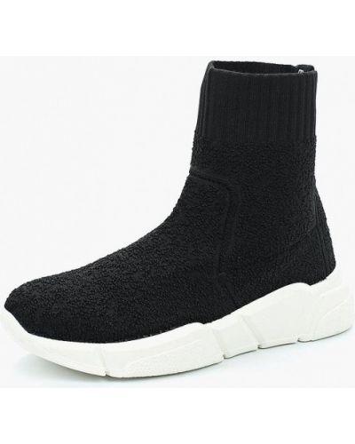 Черные кроссовки Bronx