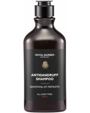 Шампунь для волос с витаминами кожаный Royal Barber