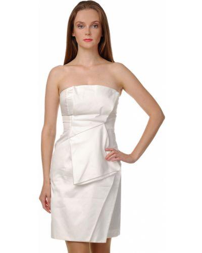 Хлопковое платье - белое Cacharel