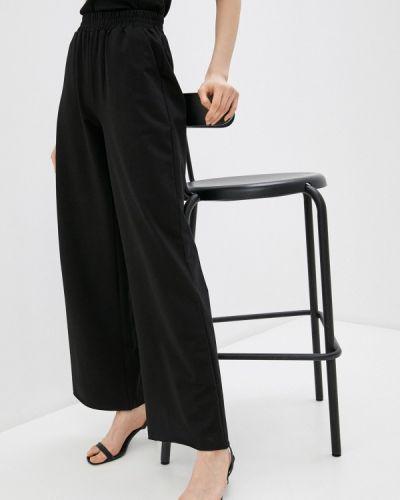 Повседневные черные брюки Trendyangel