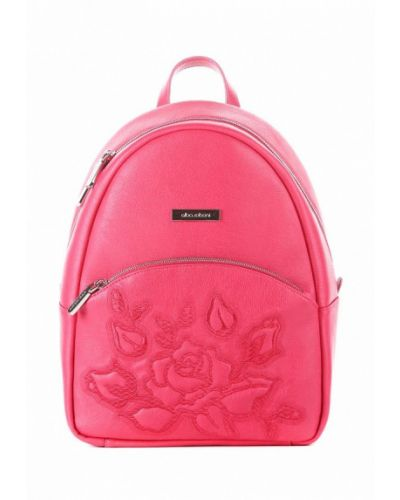 Розовый рюкзак Alba Soboni