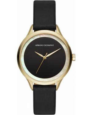 Zegarek czarny Armani Exchange