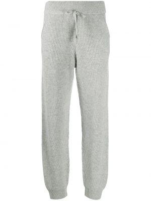 Ze sznurkiem do ściągania spodni kaszmir spodnie z kieszeniami Rag & Bone