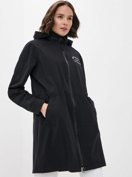 Черная облегченная куртка Karl Lagerfeld