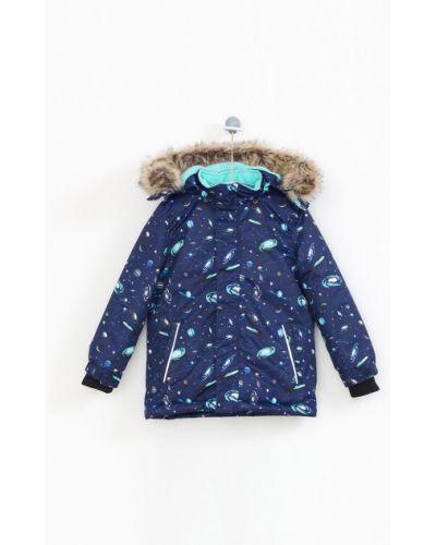Куртка теплая синий Lemon Explore