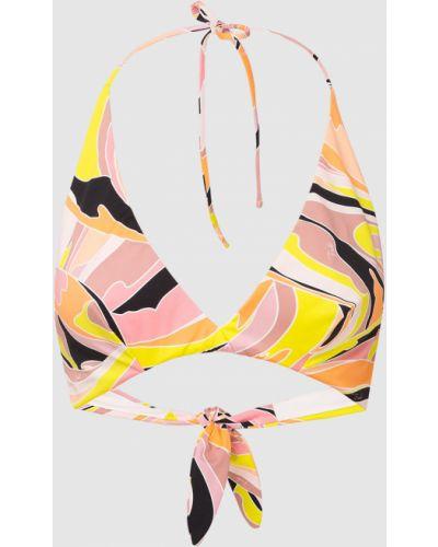 Светло-розовый лиф Emilio Pucci